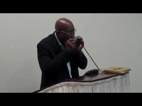 Erick Tony Castillo - Harmonica - National Council of Negro Women Installation 9/12/2016 Decatur GA