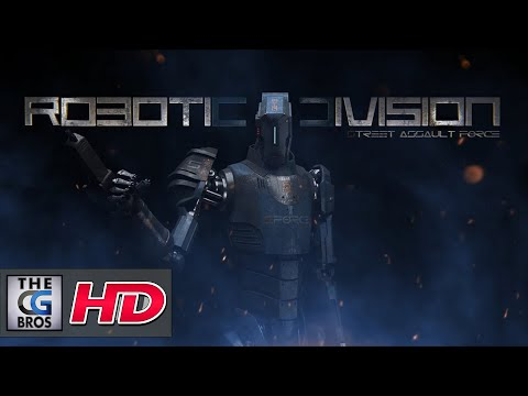 "CGI & VFX Trailers: ""Robotic Division"" - by 5th Symphony"