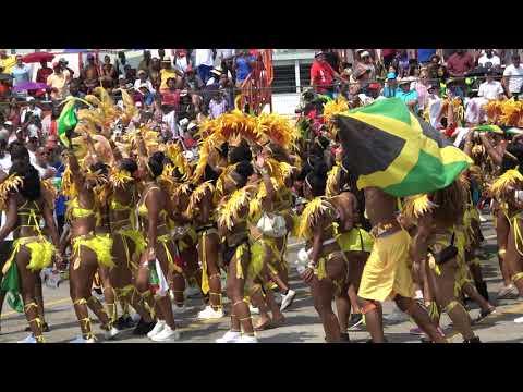 Saldenah Mas-K Club - Toronto Caribbean Carnival aka Caribana - Grand Parade 2018