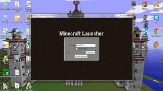 Comment rejoindre un serveur minecraft.