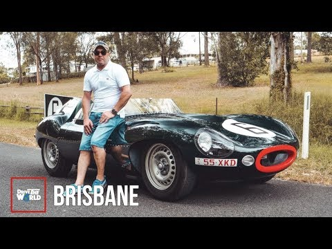 This Guy Built His Dream Jaguar D-Type