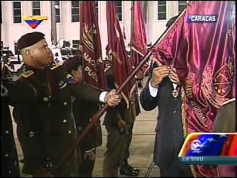 04 AGO 2014 77 Aniversario de la Guardia Nacional Bolivariana