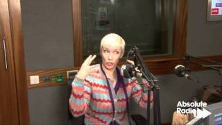 Annie Lennox and Dave Gorman: Interview
