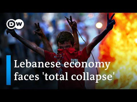 Lebanon economic crisis among world's worst in 150 years | DW News