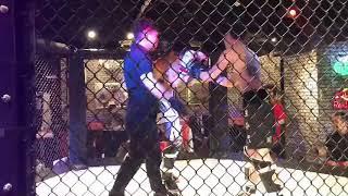 渋谷TOKYO fight Club 拳神(中原亮馬)vsマッハ道場[奥田]