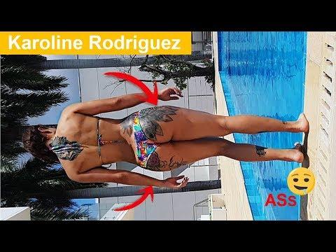 Karoline Rodriguez Desafio Super Humanos 2016 Model Actriz/ Fitness_karoline