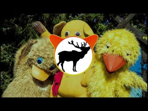 Bamse og Kylling Dakke Dak