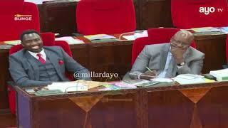 "SUGU AMWAMBIA KIGWANGALLA ""NENDA MAMTONI WEWE"""