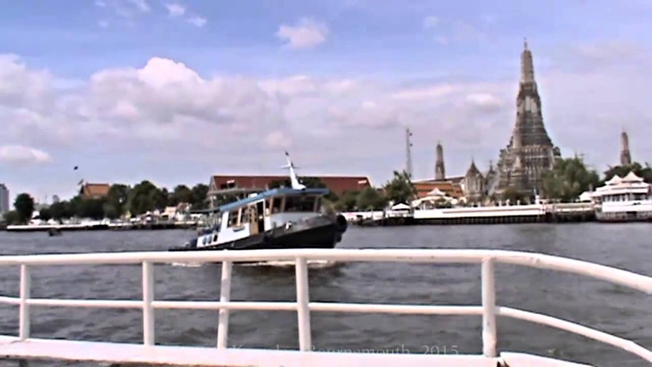how to get to wat arun from sukhumvit