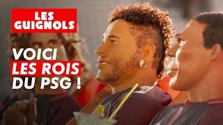 Les Rois du PSG - Les Guignols - CANAL+