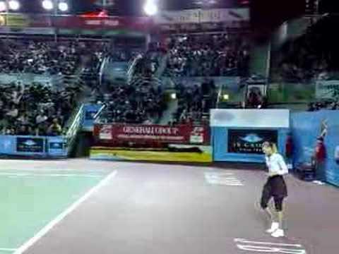 Maria Sharapova - JB Croup Classic 2008 Hong Kong - YouTube 90a668967