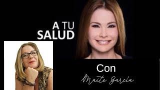 Entrevista A Tu Salud con Maria Laura García