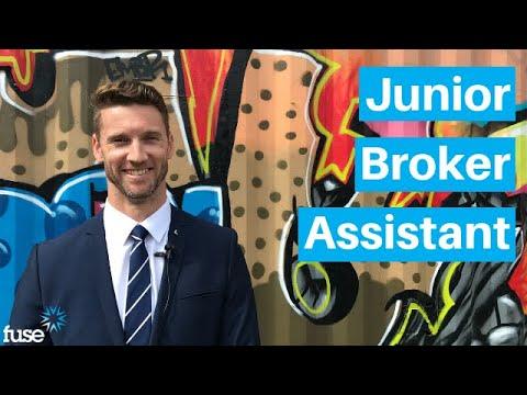 Fuse Job Opportunity: Junior Broker Assistant