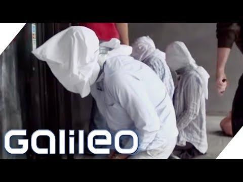 Selbstversuch: Einer Entführung entkommen | Galileo | ProSieben