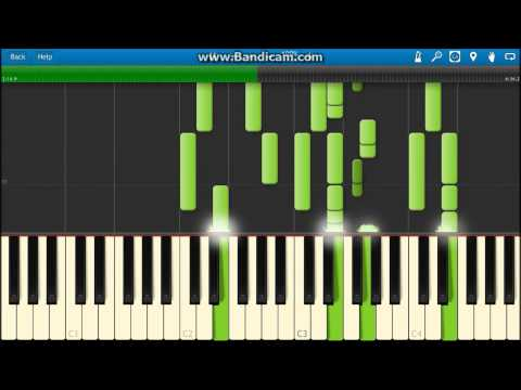 [Synthesia] Overwerk piano mix