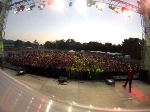 Psy4 de la rime live @ BRIGNOLES #2 (vidéo officiel)