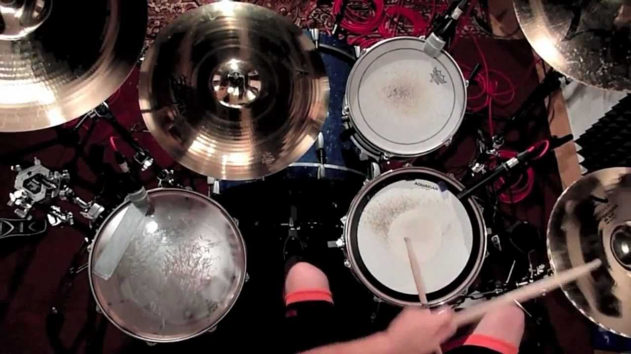 nomadic backyard babies drum cover by ludo youtube