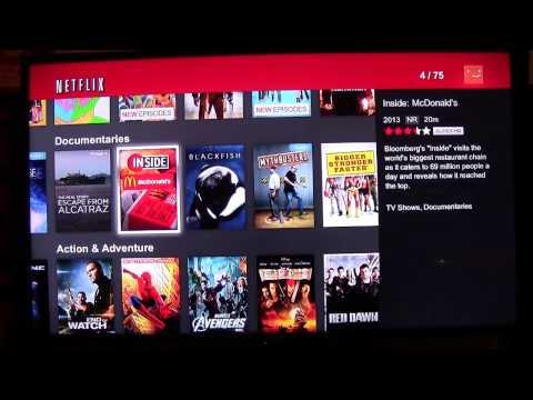 Netflix on Amazon Fire TV  H2TechVideos