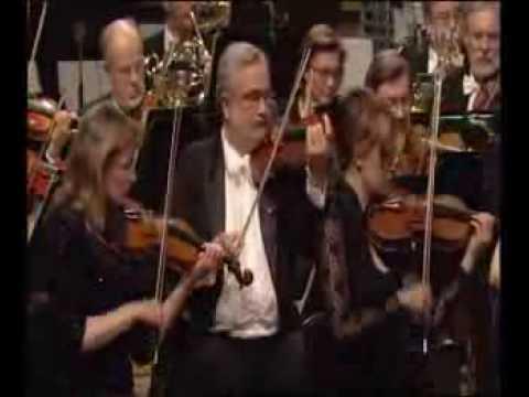 Lisa Batiashvili Sibelius Violin Concerto [2/4] - YouTube