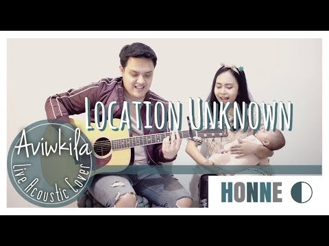 #GaraGaraGempi | HONNE - Location Unknown ◐ | ACOUSTIC SESSION BY AVIWKILA