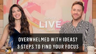 How To Find Your Niche & Eliminate Business Overwhelm