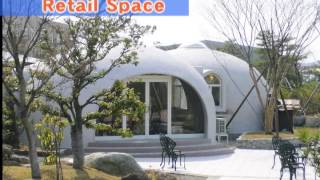 Expanded Polystyrene Made Dome House thumbnail