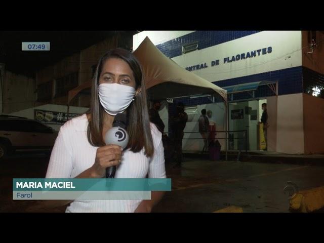 Festa clandestina: Polícia flagra mais uma festinha organizada dentro de um sítio na capital
