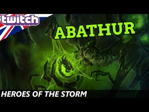 Zerg Intern With Abathur (Heroes of the Storm)