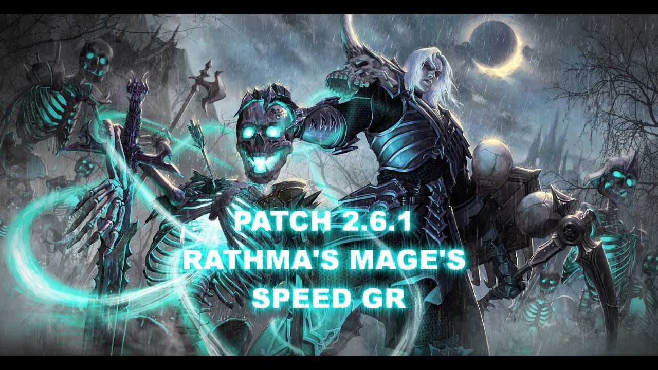 Rathma Skeletal Mage Build Season