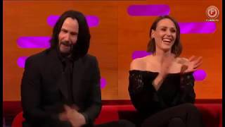Full Graham Norton Show 3/5/2019 Keanu Reeves, Taron Egerton, Kylie Minogue, Suranne Jones