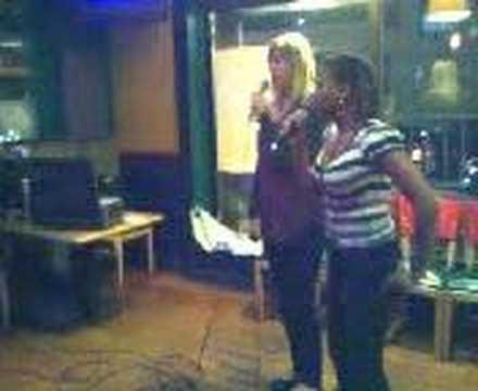 Virgin Karaoke -Oct 07- Shanon & Jazzy B