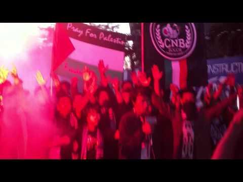 Curva nord bianconerri #juventusAsianTourIndonesia #GBK #SavePalestine #forzaJuve