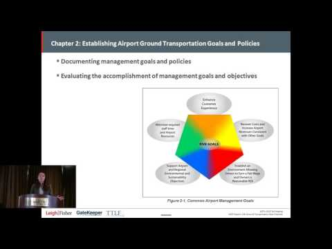 Ground Transportation Best Practice Report