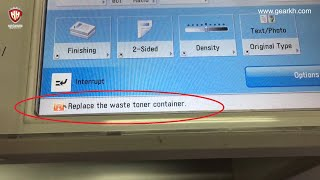 How to Fix Error Replace waste…