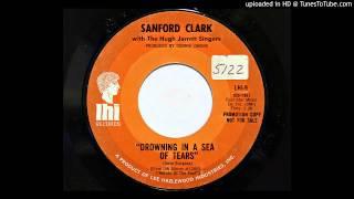 Sanford Clark - Drowning In A Sea Of Tears (LHI 9) [1969]