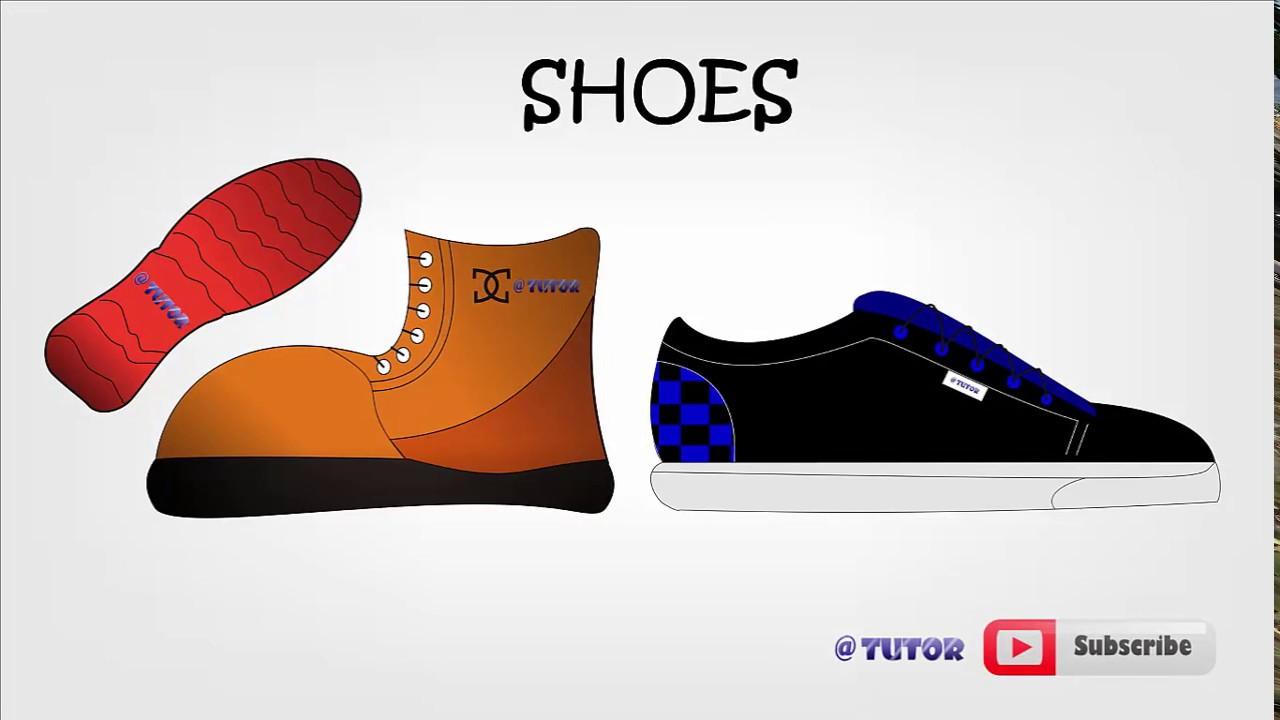 Beginner tutorial 2 (autocad 2017) designing a shoe (converse.