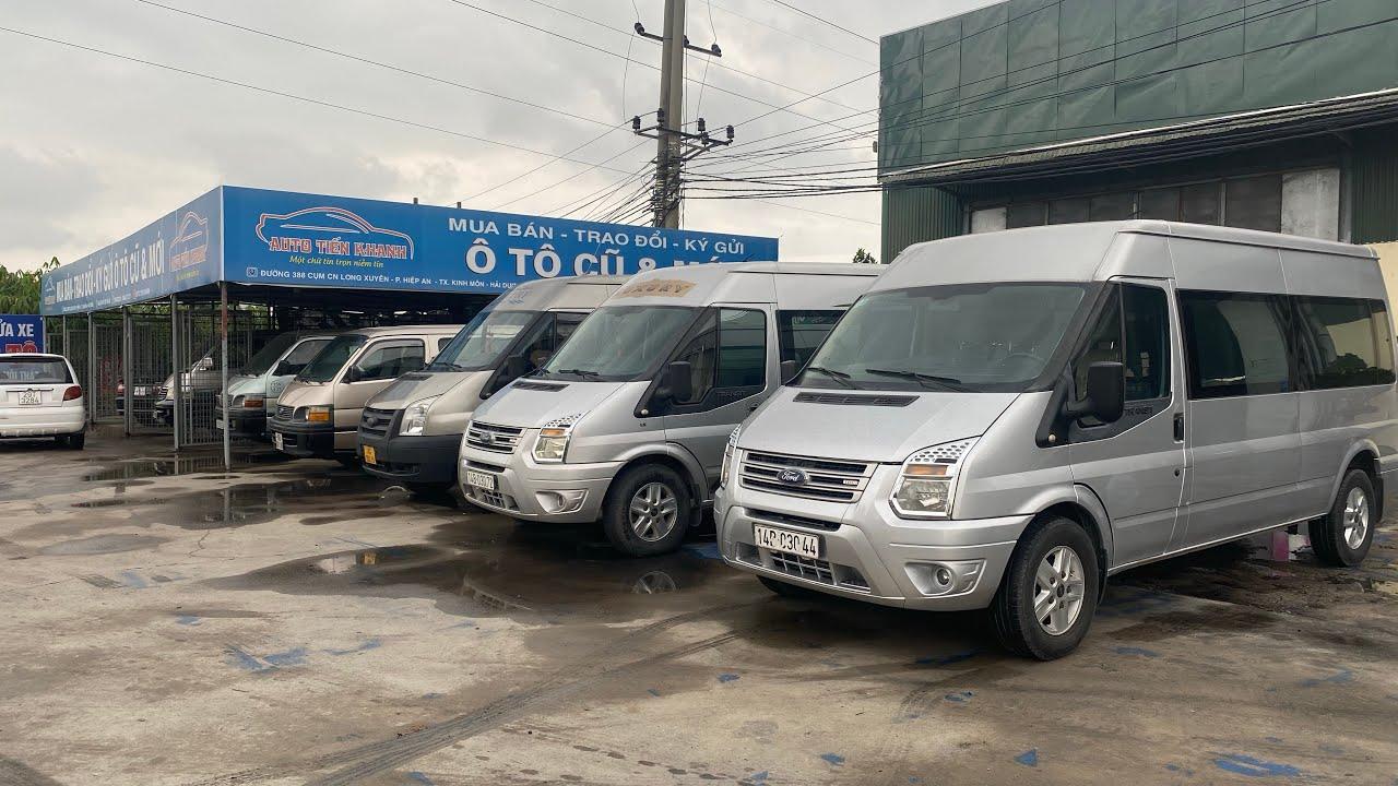 Em sin chào tất cả quý khách toàn quốc day la cơ sở 2 chuyen mua ban xe 16 cho và tải van 0943622621