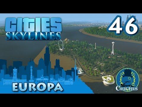 Cities Skylines - Europa - #46 en español