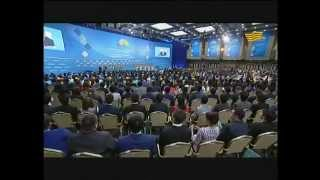 Специальный репортаж о Форуме молодежи «С Лидером нации – к новым победам!»