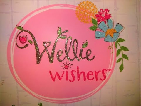 WellieWishers Friendship Tea Party Goody Bag- Store Exclusive