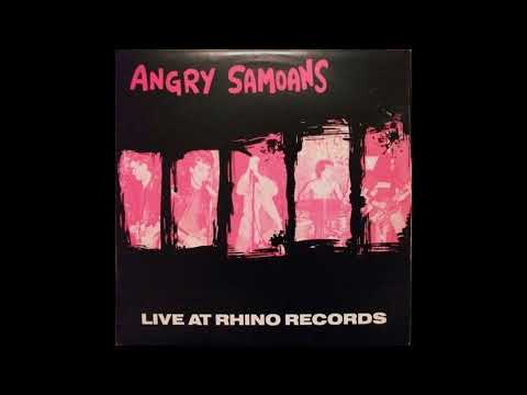 Angry Samoans – Live At Rhino Records 1979 (Full live album 1990)