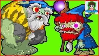 Игра Зомби против Растений 2 от Фаника Plants vs zombies 2 (99)