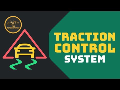 [HINDI] What is Traction Control System? : Animation with Functions!!
