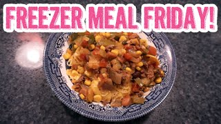 Freezer Meal Friday  Crock Pot Taco Chili Recipe