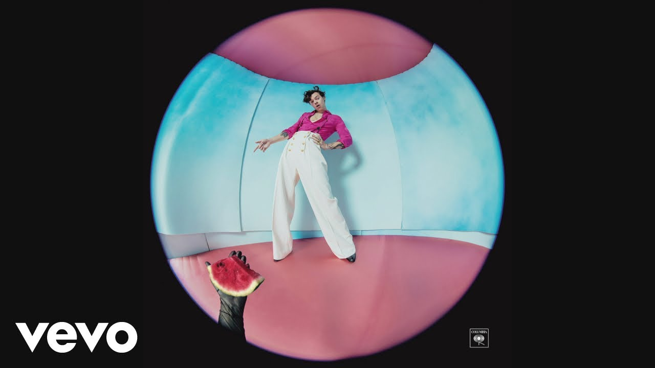Harry Styles - Watermelon Sugar (Official Audio)