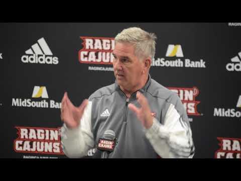 Coach Brodhead Talks Historic 3 OT Game, Looks Ahead To Auburn