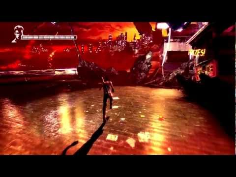 DMC Devil May Cry ( RELOADED ) - Pc Gameplay.