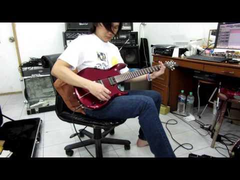 อ.โอ๋ ลองกีตาร์ Music Man John Petrucci 6 Rosewood Neck Guitar