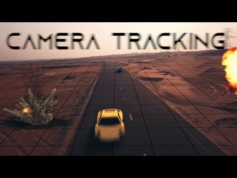 Camera tracking dans Davinci Resolve et la page fusion