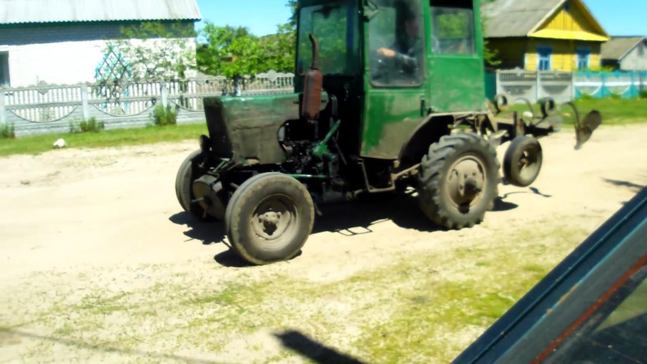 Трактор Т-25 - опять ремонт . Часть №2.